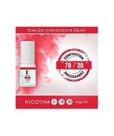 Base 70/30 18mg nicotina 10ml