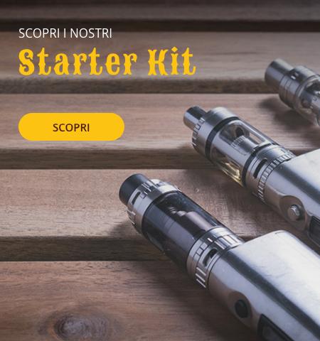 sigarette elettroniche starter kit svapem